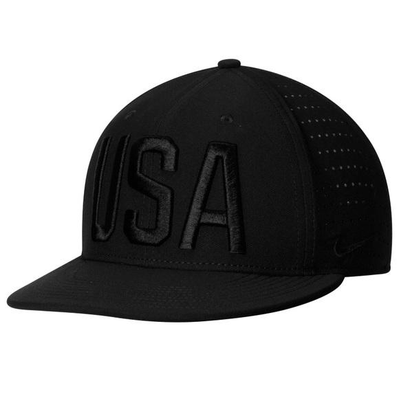 002092d2d44 Nike Team USA Snapback Adjustable Hat. M 5a8fa88ea4c485bc5ccbfae5